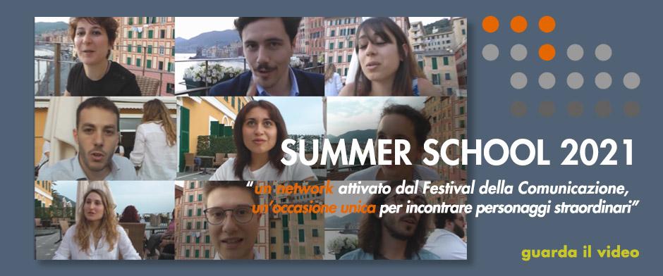 VIDEO PRESENTAZIONE SUMMER SCHOOL 2021