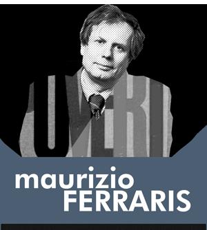 RITRATTO_FERRARISmaurizio