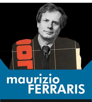 RITRATTO_FERRARISmaurizio-new